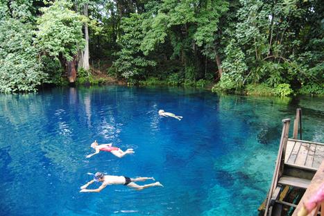 14 piscines naturelles absolument éblouissantes | Piscine, natation | Scoop.it