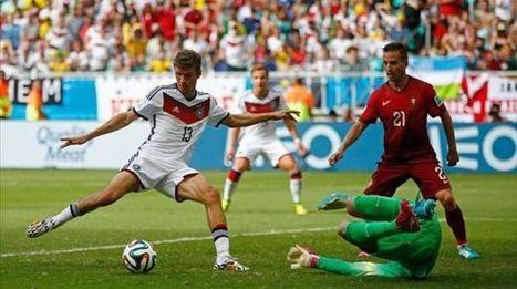 Novasports.gr - Γερμανική ισοπέδωση (video) ΓΕΡΜΑΝΙΑ-ΠΟΡΤΟΓΑΛΙΑ 4-0!!!!!!!!!!!!!!!!!!!!!!!!!!!!!!!!!!!!!!!!!!!!!!!!!!!!!!!!   DIAFORA   Scoop.it