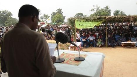 Greenpeace alimente en énergie solaire une radio congolaise | Radio Hacktive (Fr-Es-En) | Scoop.it