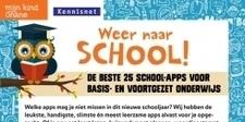 Weer naar school! De beste 25 school-apps | Mijn Kind Online | Apple nieuws voor basisscholen | Scoop.it