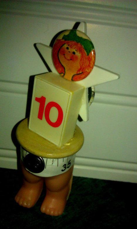 Assemblage Art Sculpture Girl Toy | Odd Design | Scoop.it