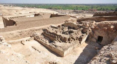 Une nouvelle pyramide découverte en Egypte par des archéologues belges | Actualités Afrique | Scoop.it
