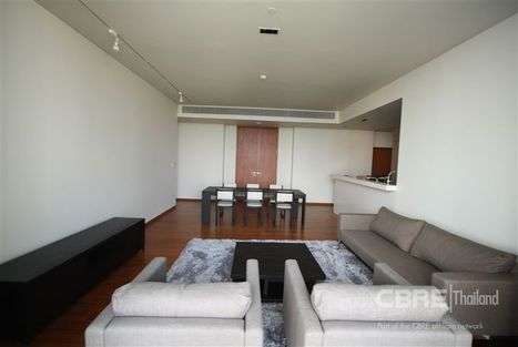 The Sukhothai Residences (Ref. 1503) - Bangkok Condo for Rent   Apartment & house rentals or leases   Bangkok Condo Rentals   Scoop.it