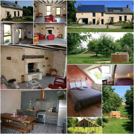 Je-loue En-france's Photos | Facebook | Ecolodge La Belle Verte, gîte et chambres d'hôtes en Bretagne | Scoop.it