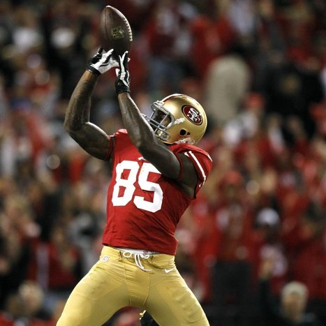 Fantasy Football 2013: Vernon Davis and Veterans Poised to Break Out - Bleacher Report | This Week in Gambling - Fantasy Sports | Scoop.it