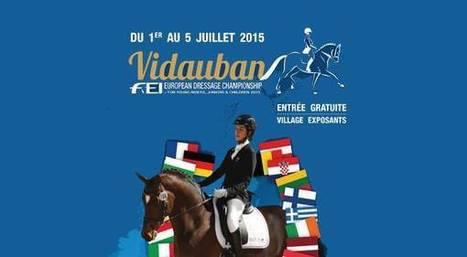 Vidauban : championnats d'Europe de dressage | Dracenie | Scoop.it