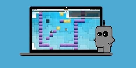 Aprende a programar videojuegos | educacion-y-ntic | Scoop.it