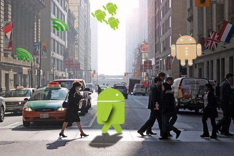 Observations on Augmented Reality (AR) Android Applications | I Wish I Thought Of That! | Scoop.it