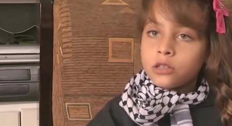 Contar la verdad: una niña palestina se hizo reportera después de que fuerzas israelíes mataran a su amigo | Política para Dummies | Scoop.it