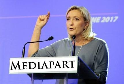 Interdit d'entrée, Mediapart couvre le FN sous pseudo | DocPresseESJ | Scoop.it
