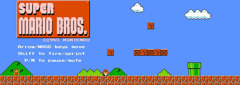 You Can Now Play Your Favorite Super Mario Game In Your Browser « TechConnectPH   MyNewscoop   Scoop.it