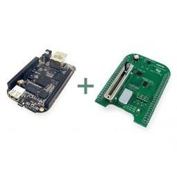 [BUNDLE] BEAGLEBONE BLACK + BACON CAPE | Raspberry Pi | Scoop.it