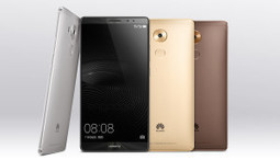 Huawei Mate 8 - The most powerful smartphone in the world | Gadgets and Tech | Scoop.it
