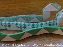 Des serpents en papier pour le nouvel an chinois (origami) - par Ageha | Nouvel An Chinois 2013 à Nancy Année du Serpent le 9 février de 11h à 17h place Maginot à Nancy | Scoop.it