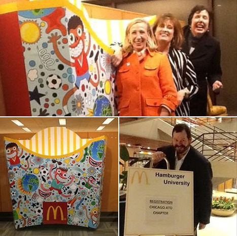 ATDChi | Road Show at McDonald's Hamburger U - Event Recap | ATDChi News | Scoop.it
