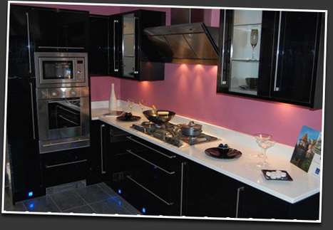 Granite and Quartz Worktops | Cool Granite | Granite Worktops | Scoop.it