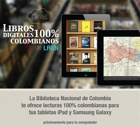 La Biblioteca Nacional de Colombia invita a descargar la App de los libros de Rafael Pombo | Cultura Literaria | Scoop.it