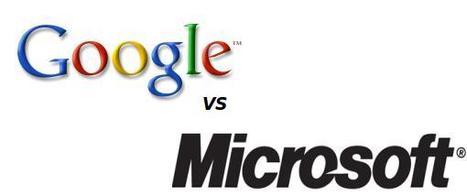 Guerre ouverte entre Microsoft et Google, la bataille des brevets continue ! | Le leadership de Google | Scoop.it