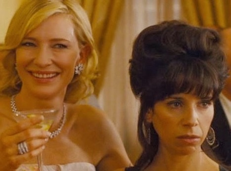 monteverdelegge: mvl Cinema: Blue Jasmine, due fragili sorelle sotto la lente di Woody Allen | Teatro e cinema | Scoop.it