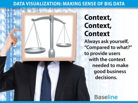 10 #DataViz Best Practices | Nonprofit Data Visualization | Scoop.it