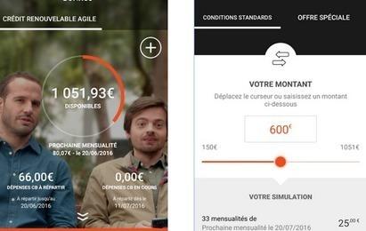 Le crédit conso se met (lui aussi) au numérique | Banque de détail | Scoop.it