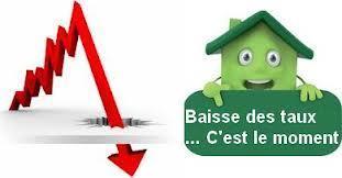 crédit immobilier : la baisse des taux continue sur toutes les régions de France...!!! | LAFORET MOLSHEIM | Scoop.it