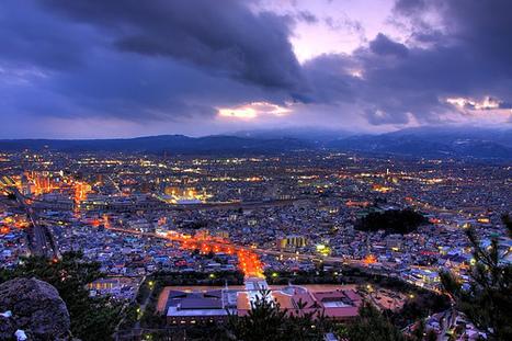 La progression de la contamination au Japon | gen4 | Japon : séisme, tsunami & conséquences | Scoop.it