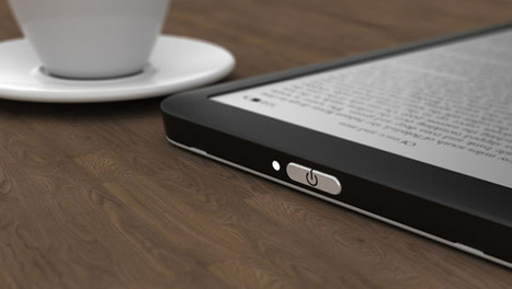 Ultimate eReader, un eReader que busca financiación | MioBook...eReader! | Scoop.it