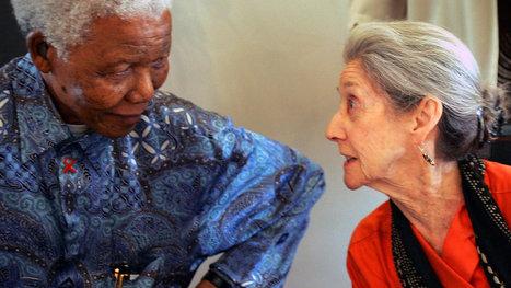 Nadine Gordimer, Novelist Who Took On Apartheid, Is Dead at 90 | Literature & Psychology | Scoop.it
