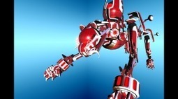 Let's build some Titans in Drunken Robot Pornography | Dejobaan ... | Drunken Robot Pornography | Scoop.it