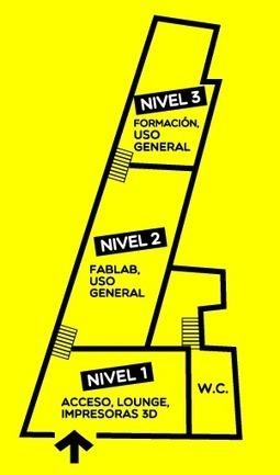 Makespace Madrid | Un espacio para fabricar cualquier cosa en Madrid | BarFabLab | Scoop.it