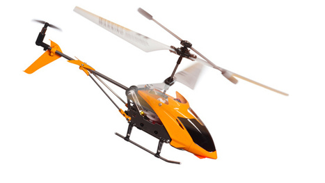 Toy helicopter intercepted in botched prison smuggling | Robotic Helicopters | Scoop.it
