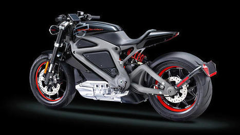 The New Electric Harley Has A Roar Even A Hell's Angel Could Love | motorsport noise | Scoop.it