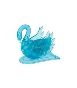 3D Crystal Puzzle - Blue Swan   Online Store   Scoop.it