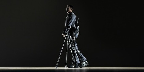 Wearable robot helps paraplegics walk; exoskeleton hits the market | Technoculture | Scoop.it