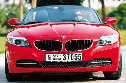 Ekta's BMW Z4   Entrepreneurs in Dubai   Scoop.it