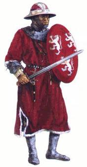 ¿Cómo se vestía un caballero medieval? | Época Medieval: Vestuario y Calzado | Scoop.it