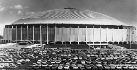 Can the doomed Astrodome save modernism? | D_sign | Scoop.it