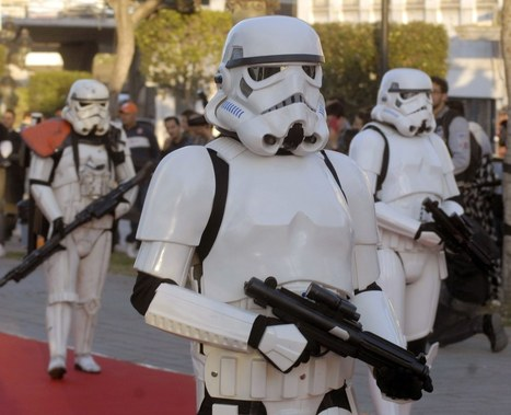 May the Fourth Be With You: 'Star Wars' fans celebrate saga in Tunisia | MOVIES VIDEOS & PICS | Scoop.it