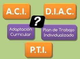 Adaptaciones Curriculares y PTI | Orientación Educativa - Enlaces para mi P.L.E. | Scoop.it