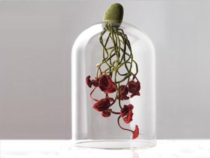 Textile Artist Sophie Dalla Rosa - Art Knit Design   For Art's Sake-1   Scoop.it