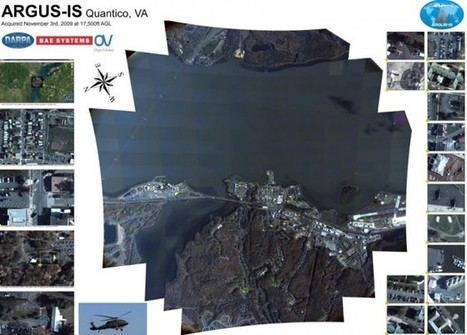 Worried? New Drone-Mounted Camera Can Tell What You're Wearing From 17,500 Feet   #DroneWatch   Scoop.it