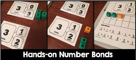 Introducing Number Bonds with Hands-On Experiences | common core practitioner | Scoop.it