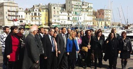 Bastia : François Tatti et Emmanuelle de Gentili dévoilent leur liste | François Tatti | Scoop.it