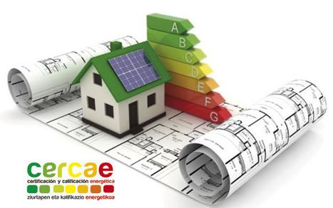 Certificado de Eficiencia Energética CERCAE S.COOP.P. - El Correo   Renovables   Scoop.it