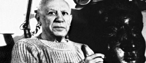 Pablo Picasso : secrets de jeunesse - Gala | BeCom | Scoop.it