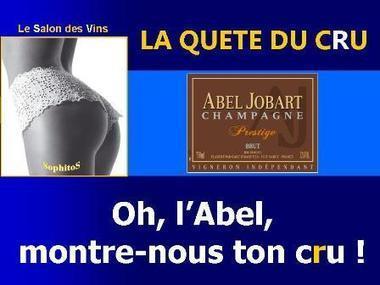 Abel Jobart, vigneron indépendant en Champagne sophitos / Humour | Ben Wine Marketing | Scoop.it