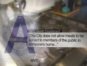 CBS 2 Investigation: Underground — And Illegal — NYC Dinner Parties - CBS New York | Hospitality | Scoop.it