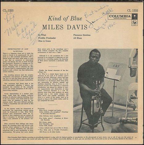 Kind of Blue | Jazz Plus | Scoop.it
