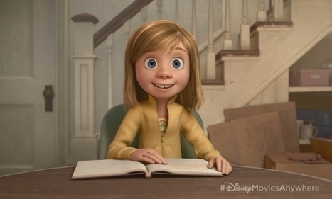 Disney Reveals Riley From Pixar's Inside Out | Cartoons for Kids | Scoop.it